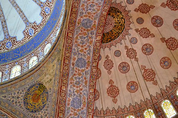 Sultanahmet (Blue) Mosque, Istanbul