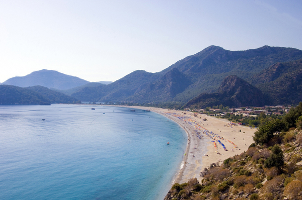 Oludeniz Beach, Turkey