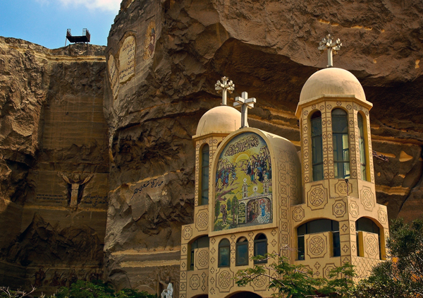 St. Samaan Church, Mokattam Mountain, Cairo