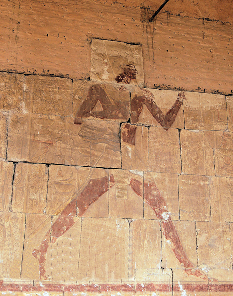 Hatshepsut temple, near Luxor