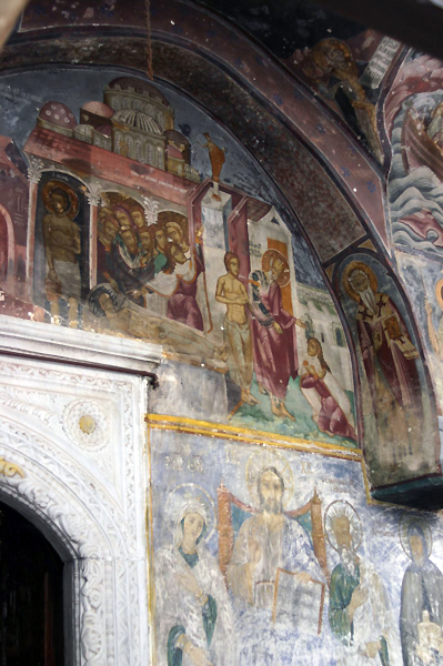 St. John Monastery, Patmos, Greece