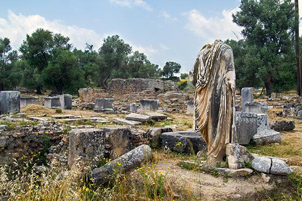 Gortys, Crete
