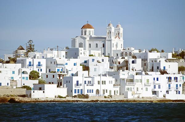 Naoussa, Naxos