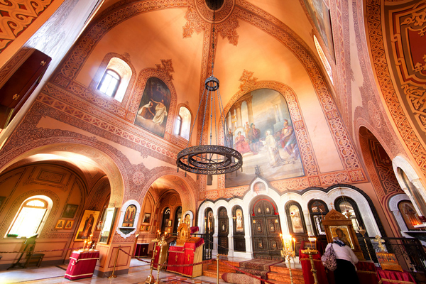 Church of Mary Magdalene, photo by Noam Chen