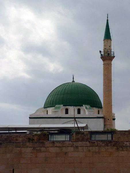 Al Jazzar Mosque, Akko