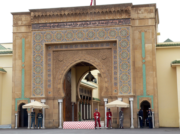 Royal Palace, Rabat
