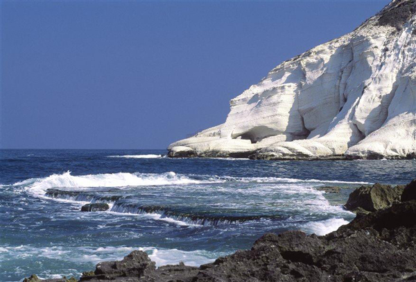 Rosh Hanikra, Israel - photo by Itamar Grinberg, courtesy of the Israel Ministry of Tourism