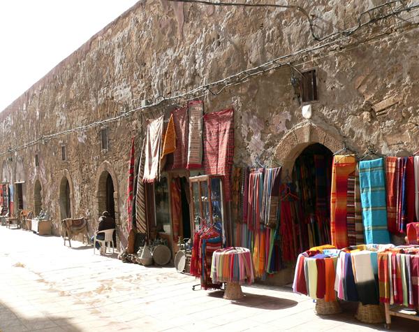 Essaouira, Morocco, photo by Kathy Moroney