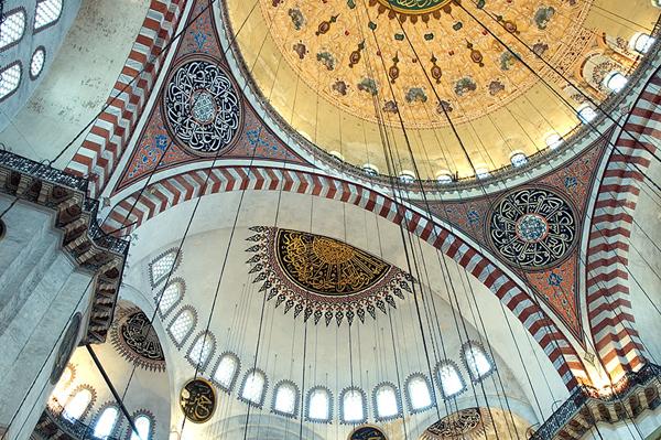 Suleymaniye, Mosque