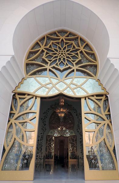 Sheikh Zayed Mosque, Abu Dhabi