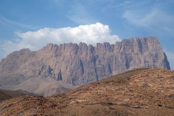 Jebel (Mount) Misht
