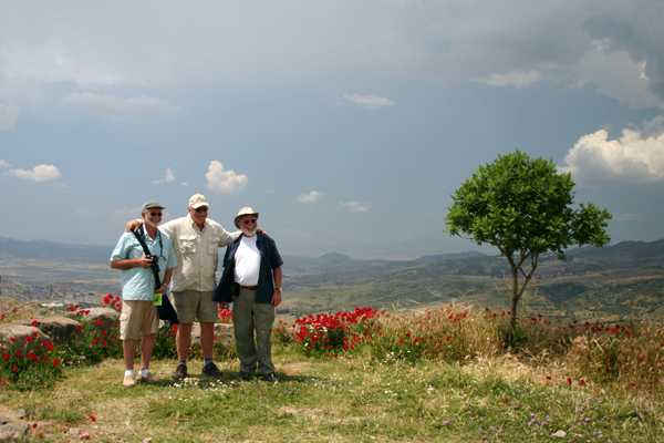 at Pergamum, Turkey