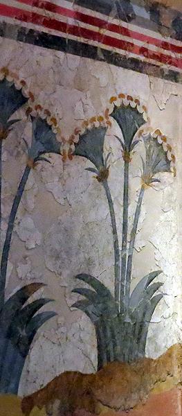 Akrotiri fresco, Athens