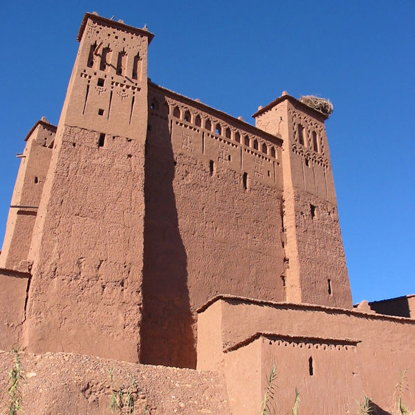 Ait Ben Haddou Kasbah, near Ouarzazate, Morocco