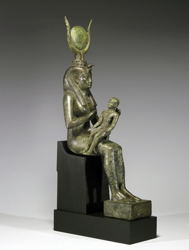 Isis and Horus