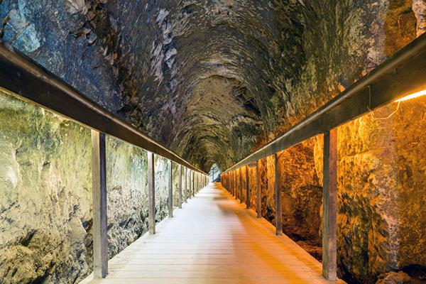 Megiddo tunnel
