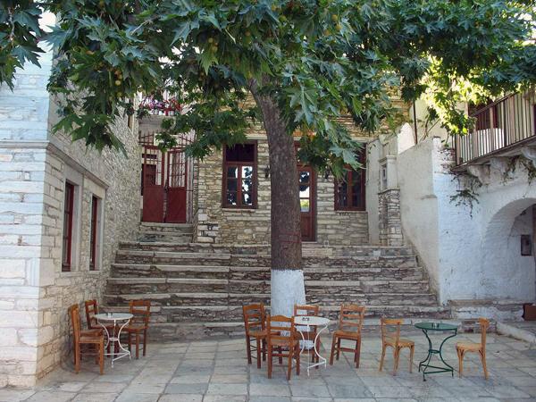 Apeiranthos, Naxos, Greece