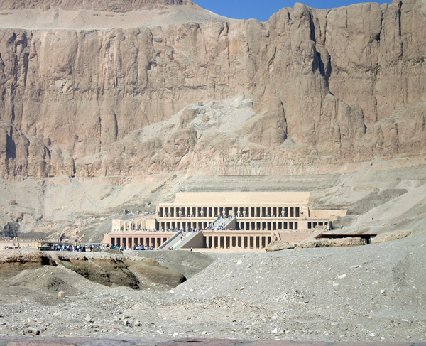 Temple of Hatshepsut, near Luxor, Egypt