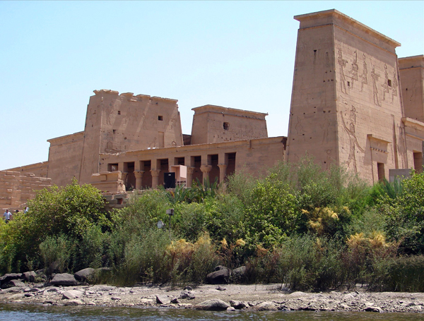 Philae Temple, Agilka Island, Egypt