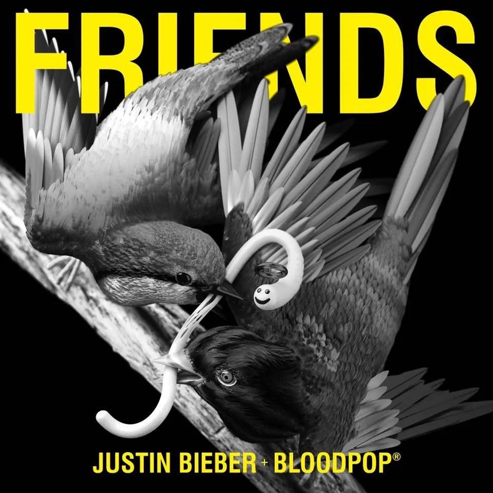 LYRICS: Justin Bieber – Friends…