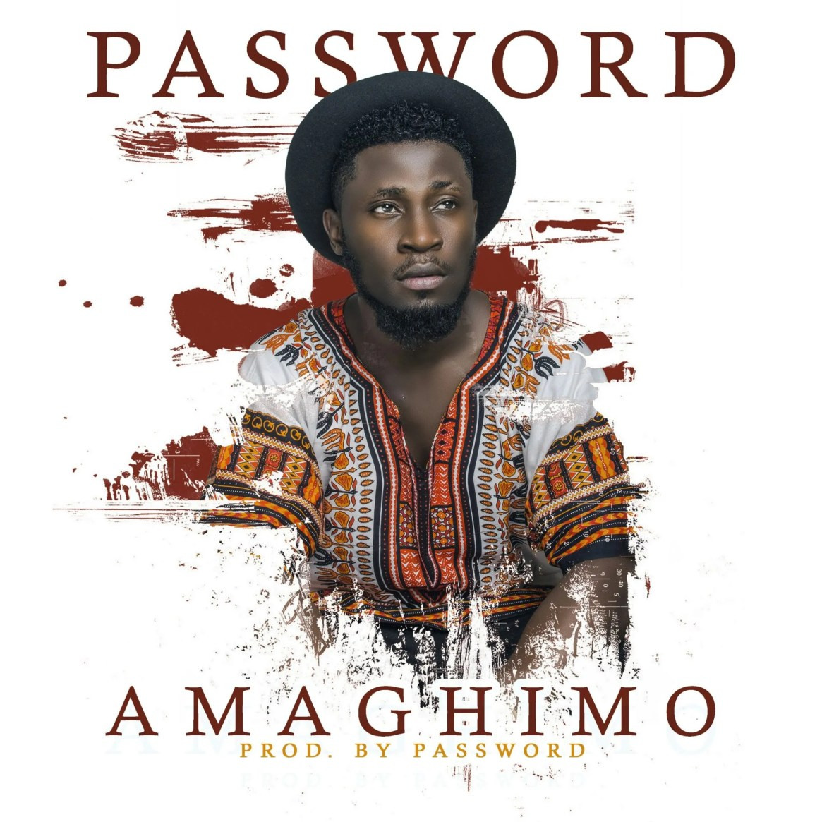 CHORDS: Password – Amaghimo Chord Progression on Piano, Guitar and Keyboard