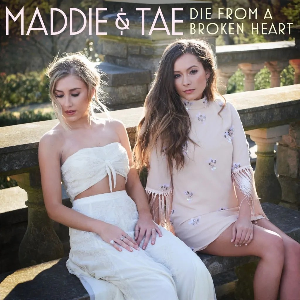 CHORDS: Maddie & Tae – Die Of A Broken Heart Piano & Ukulele Chord Progression and Tab