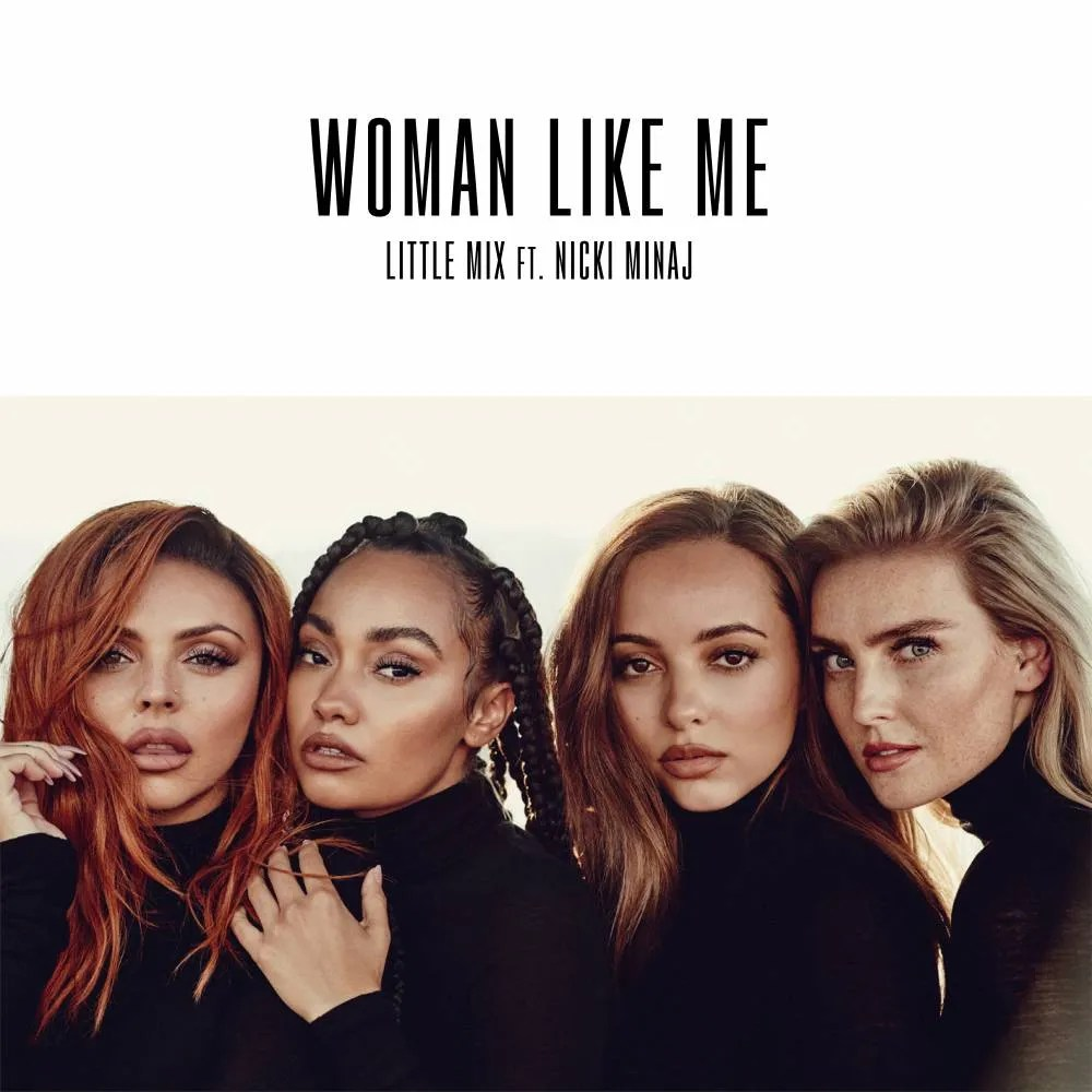 CHORDS: Little Mix ft. Nicki Minaj – Women Like Me Piano & Ukulele Chord Progression and Tab