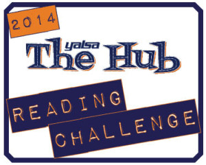 Hub Reading Challenge logo