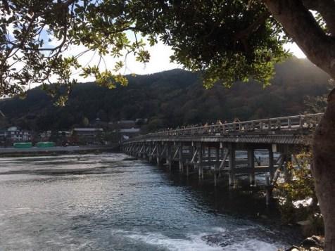 這條就是渡月橋