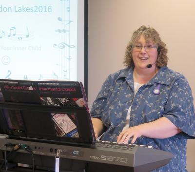 Gill Eccles: Workshop