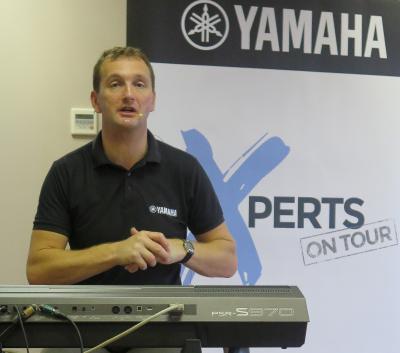 Steve Marsden: Workshop