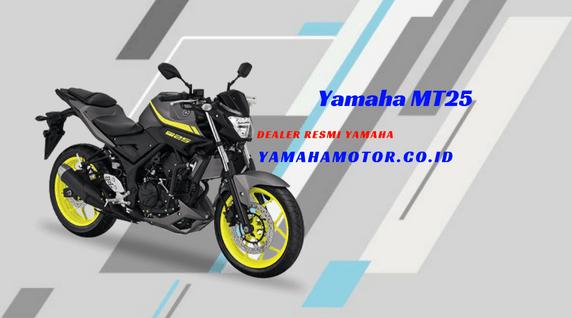 Promo Kredit Motor Yamaha MT25