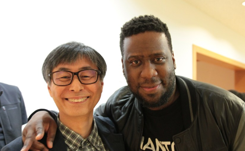 Robert Glasper Experiment  interview