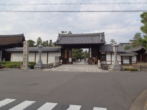 大本山妙心寺の山門