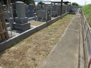 墓地はすべてバリアフリーです