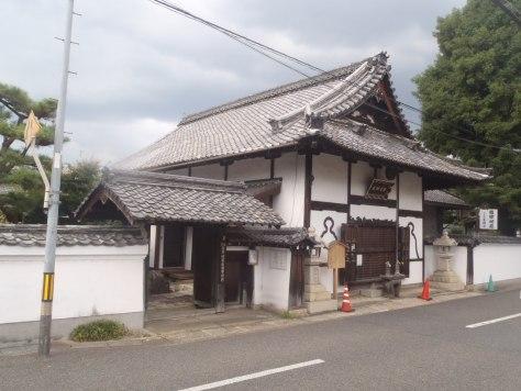 歴史ある寺院