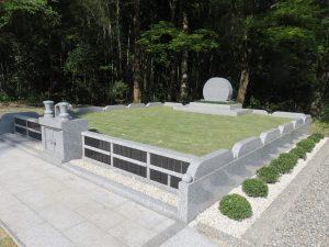 阿弥陀寺公園墓地 自然葬
