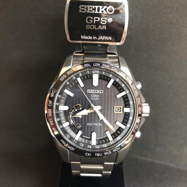 腕時計 セイコーアストロン SBXB161