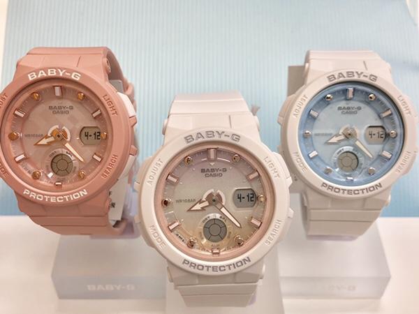 baby G 時計 レディース時計