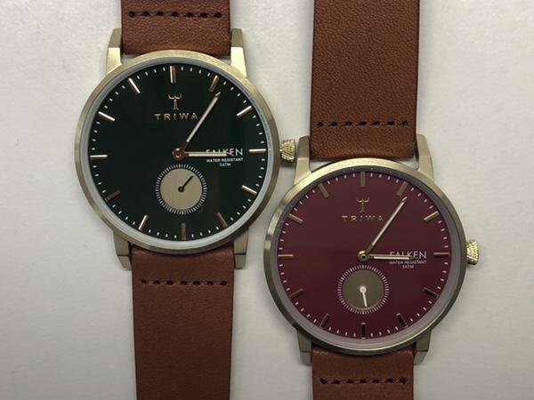 triwa 時計の画像