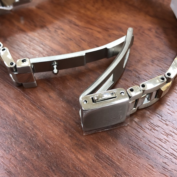 腕時計のバックル セイコールキア SSQV060