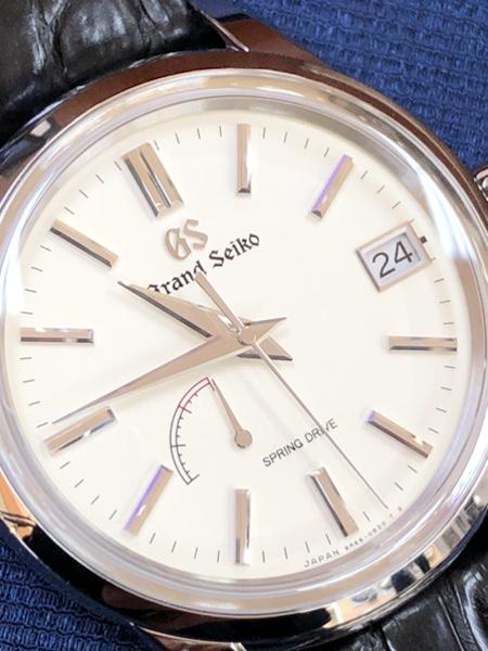 腕時計 グランドセイコー SBGA293 スプリングドライブ