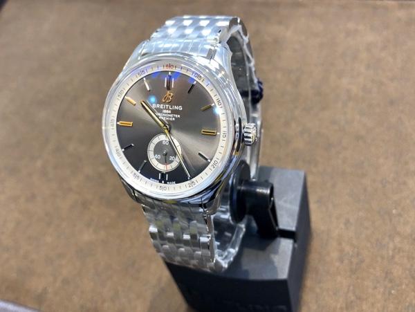 腕時計 ブライトリング プレミエ オートマチック40