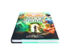 Percy Jackson's Greek Gods by Rick Riordan, available at Bolen Books. $25