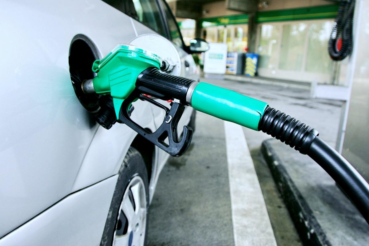 Combustible equivocado