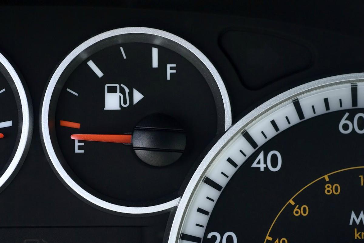 Reserva de gasolina