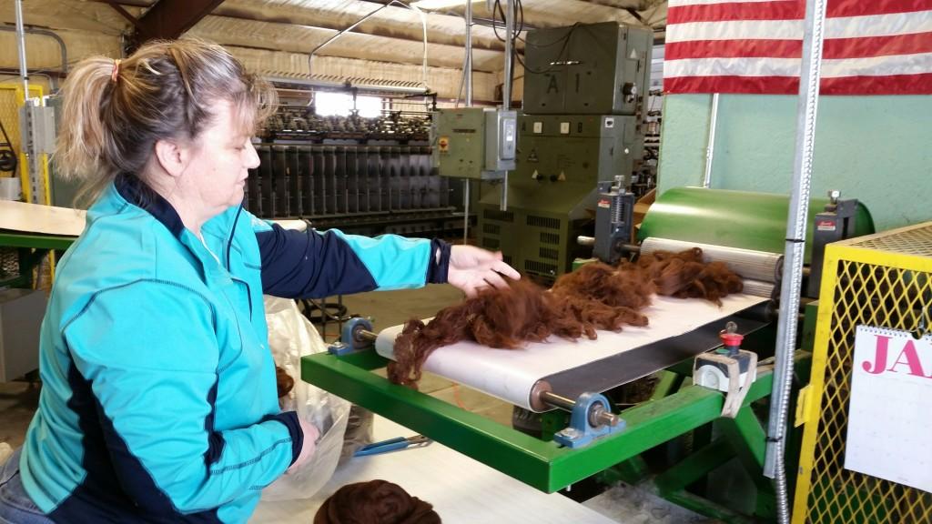 Wool Picking