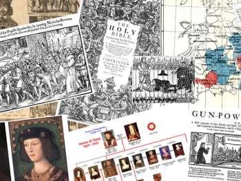 3VAE5CBA : Religion et politique en Angleterre, 1534–1689