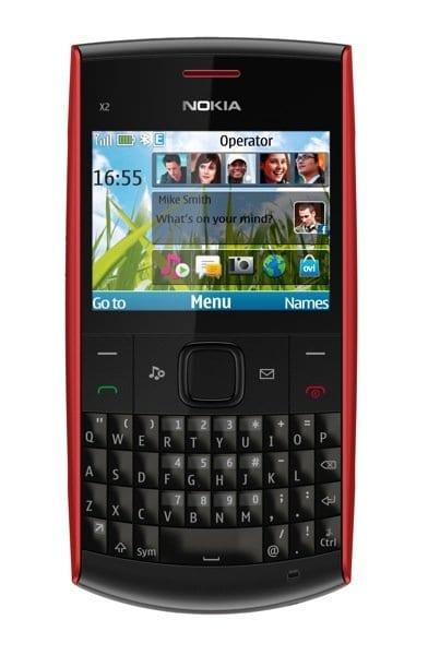 Review : Nokia X2-01, Ponsel QWERTY Gaya Minim Biaya