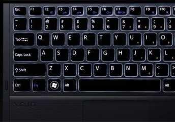 sony vaio S 2011 keyboard